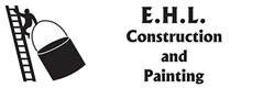 E.H.L Construction and Painting Corporation's logo